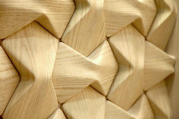 3д панель origami vForm