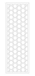 2д Панель Hexagon