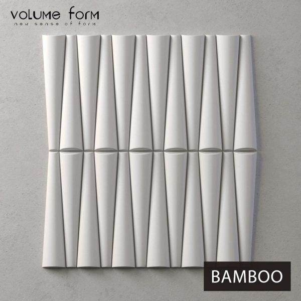 3д панели Bamboo от Volume Form