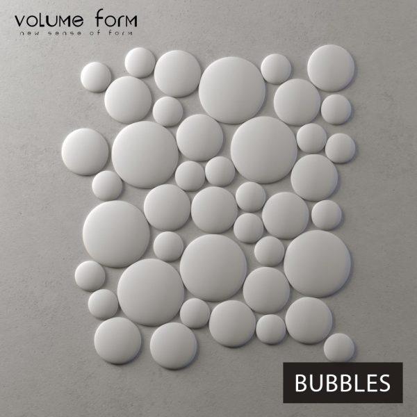 3д панели Bubbles от Volume Form