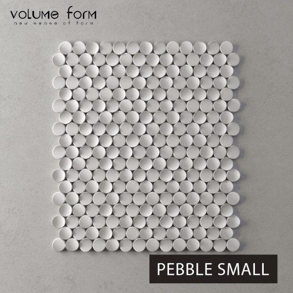 3д панели Pebble Small от Volume Form