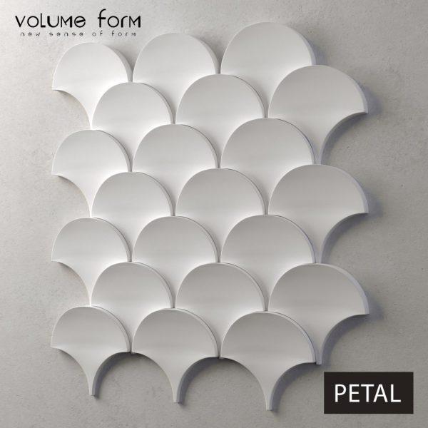 3д панели Petal Eco v1 от Volume Form