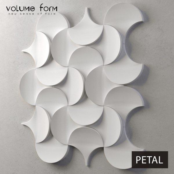 3д панели Petal Eco v2 от Volume Form