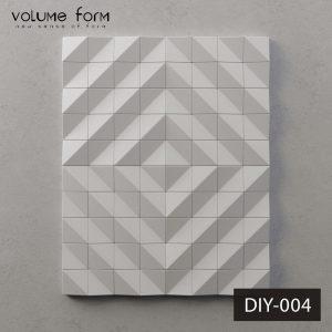 3д панели Pixel от Volume Form