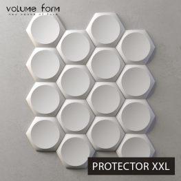 3д панели Protector от Volume Form