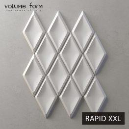 3д панели Rapid от Volume Form