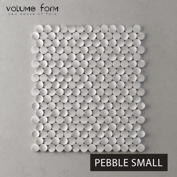 3д панели Pebble Small от Volume Form
