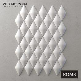 3д панели Romb от Volume Form