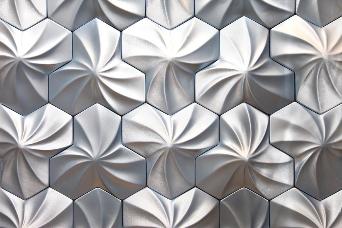 Дизайнерские 3д панели для стен